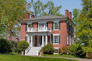 Orange County and VA Historic Homes for Sale