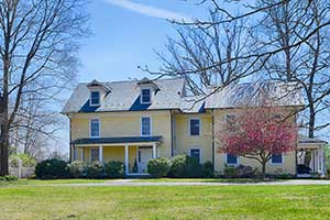 Small Horse Farm in Orange County Virginia for Sale
